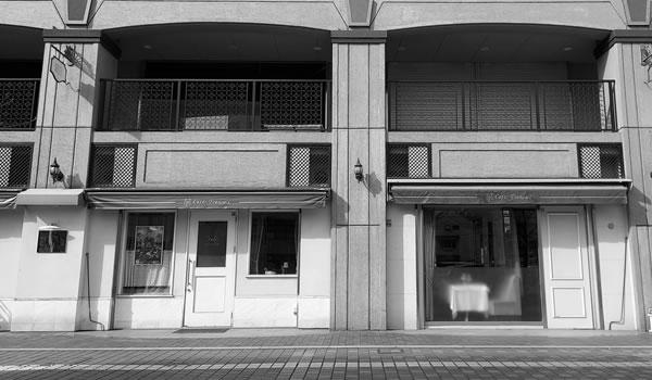 カフェフランセユキの古い写真