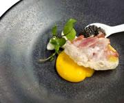 フランス料理コースアミューズイメージ